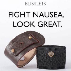 Blisslets Anti-Nausea Bracelets