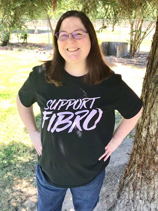 Fibro Mom Blog Portrait
