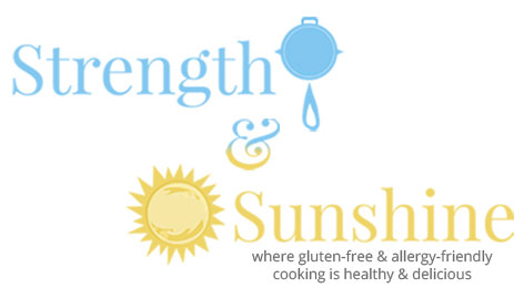 Strength and Sunshine Banner