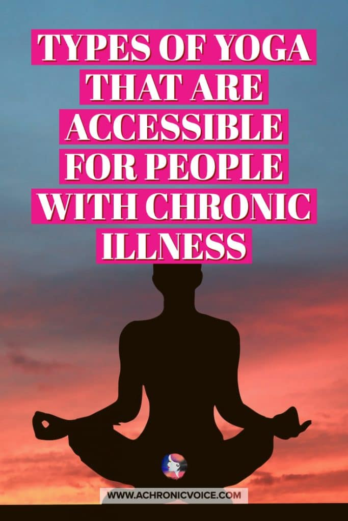 Is Yoga Accessible for People with Chronic Illness?