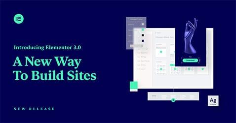 Elementor: Super intuitive WordPress builder with beautiful templates.