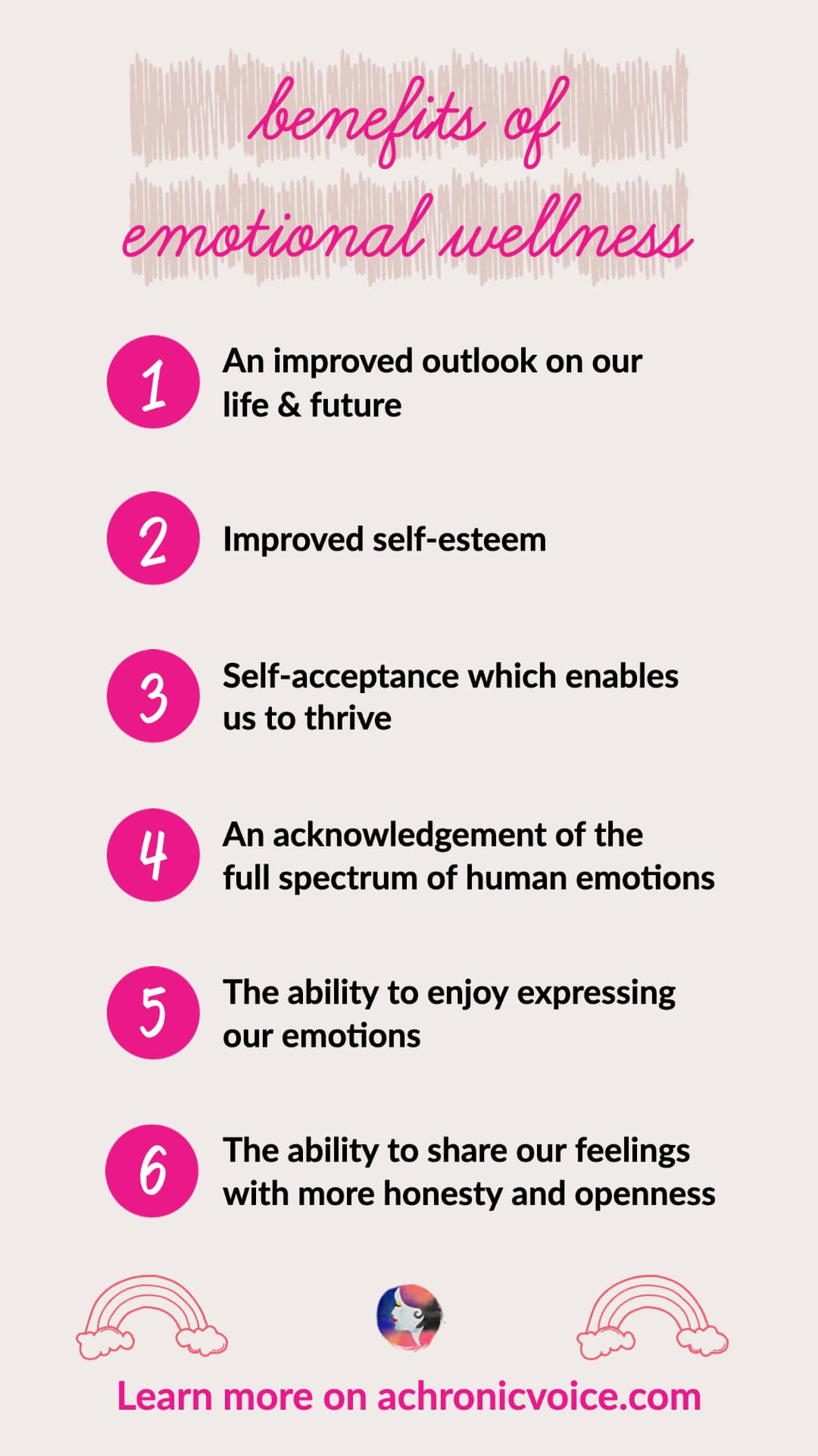 The Benefits of Emotional Wellness