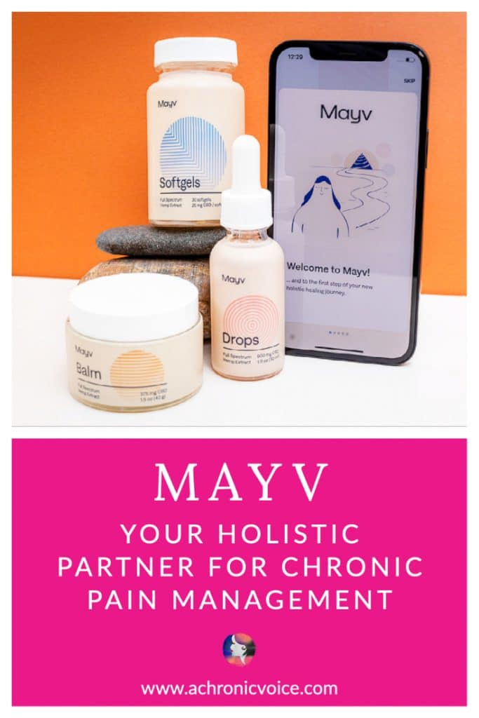 Mayv as a Holistic Sidekick for All Dimensions of Wellness