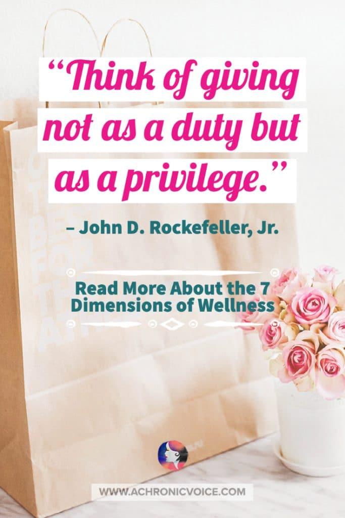 'Think of giving not as a duty but as a privilege.' – John D. Rockefeller, Jr. Quote