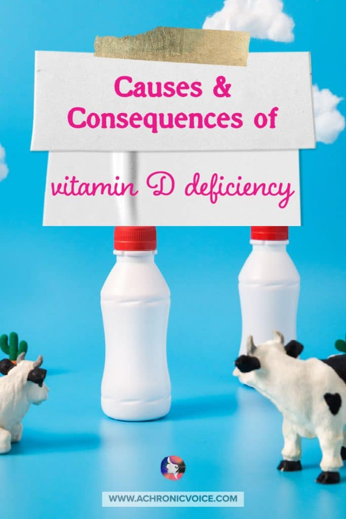 Causes and Consequences of Vitamin D Deficiency