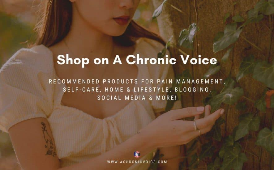 Shop Affiliate Links on A Chronic Voice