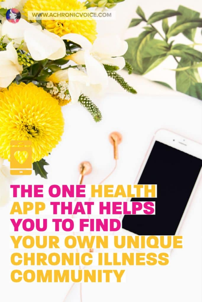 Alike Health - The One Health App That Helps You to Find Your Own Unique Chronic Illness Community